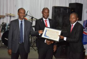 Achievers Recognized for It Outstanding Work In Training Professional Accountants