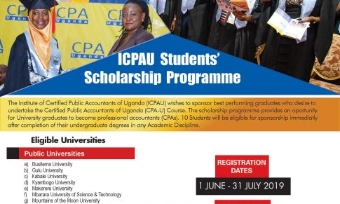 CPAU Introduces Scholarship Programme